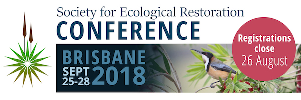 NRMjobs - 20000715 - Conference: Society for Ecological Restoration Australasia