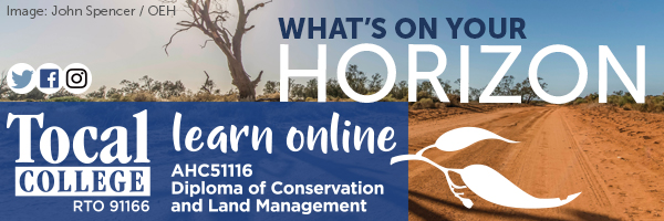 NRMjobs - 20001252 - AHC51116 Diploma of Conservation and Land Management
