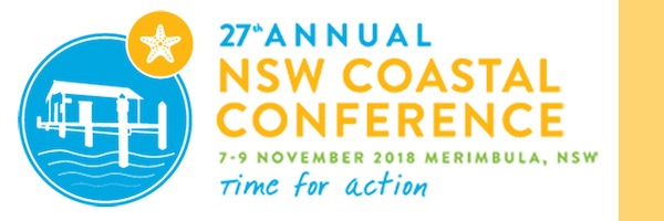 NRMjobs - 20001635 - 27th Annual NSW Coastal Conference 2018