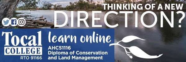 NRMjobs - 20002608 - AHC51116 Diploma of Conservation and Land Management