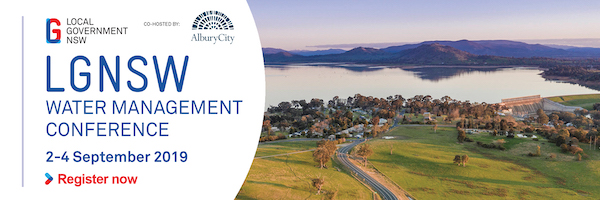 NRMjobs - 20003249 - Local Government NSW Water Management Conference 2019