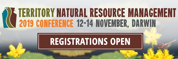 NRMjobs - 20003261 - Territory Natural Resource Management (TNRM) Conference 2019