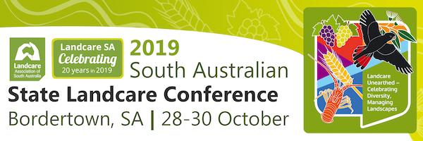 NRMjobs - 20003271 - SA Community Landcare Conference 2019