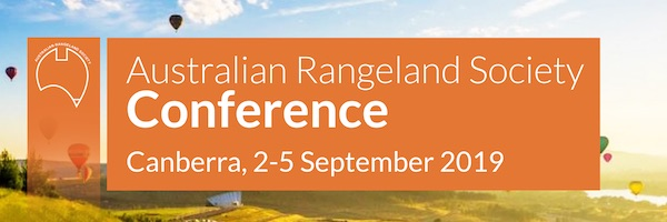 NRMjobs - 20003455 - Australian Rangeland Society 20th Biennial Conference
