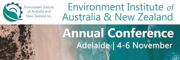 NRMjobs - 20003501 - Environment Institute of Australia & New Zealand (EIANZ) Annual Conference