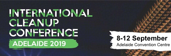 NRMjobs - 20003556 - International CleanUp Conference 2019