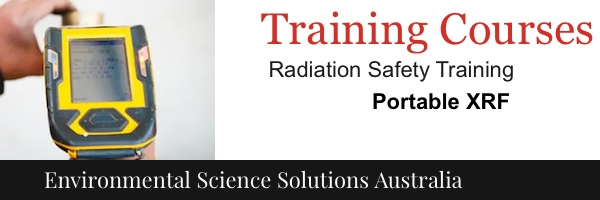 NRMjobs - 20003819 - Portable XRF Training Courses