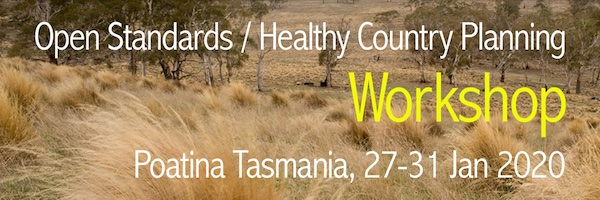 NRMjobs - 20004320 - Open Standards / Healthy Country Planning workshop