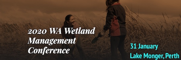 NRMjobs - 20004687 - WA Wetland Management Conference, 31 January 2020
