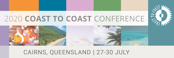 NRMjobs - 20004766 - Coast to Coast Conference, Cairns, 27 - 30 July 2020