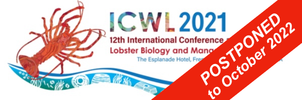 NRMjobs Notice 20004808 - 12th International Conference and Workshop on Lobster Biology & Management 2020