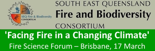 NRMjobs Notice 20004848 - Fire Science Forum - Facing Fire in a Changing Climate