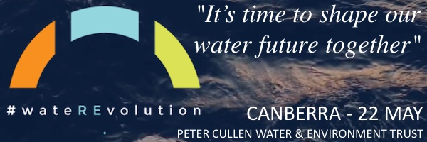 NRMjobs Notice 20004859 - wateREvolution - Shaping our Future Together