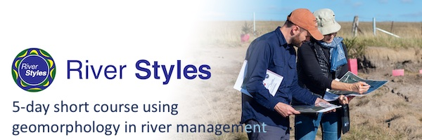 NRMjobs Notice 20004892 - River Styles Framework Professional Short Course