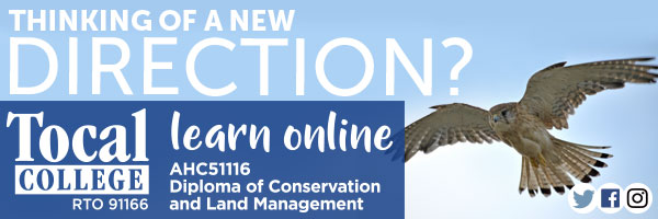 NRMjobs - 20005319 - AHC51116 Diploma of Conservation & Land Management