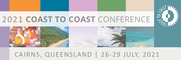 NRMjobs Notice 20005602 - Coast to Coast Conference, Cairns, 26 - 29 July 2021