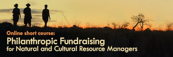 NRMjobs Notice 20005787 - Philanthropic Fundraising for Natural and Cultural Resource Managers