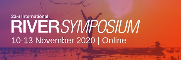 NRMjobs Notice 20005789 - 23rd International Riversymposium (online) - abstracts now open