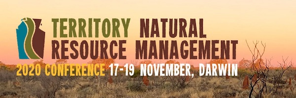 NRMjobs Notice 20006618 - Territory Natural Resource Management 2020 Conference