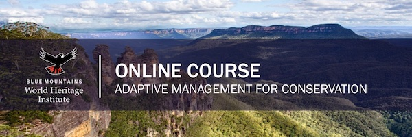 NRMjobs - 20007418 - Online Course: Adaptive Management for Conservation