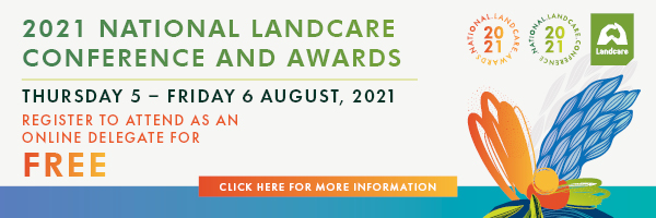 NRMjobs Notice 20007831 - National Landcare Conference, 4-6 August, 2021