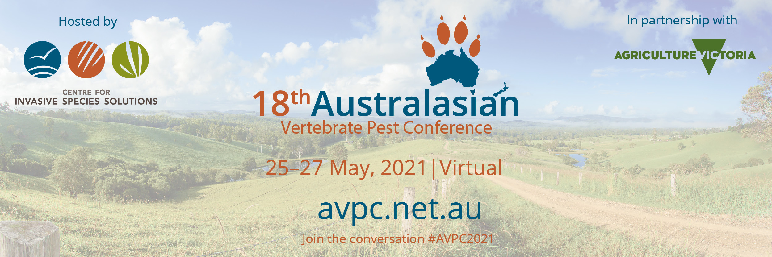 NRMjobs Notice 20007885 - 18th Australasian Vertebrate Pest Conference