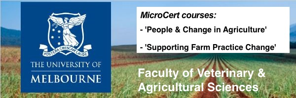 NRMjobs Notice 20008045 - People and Change in Agriculture and Supporting Farm Practice Change