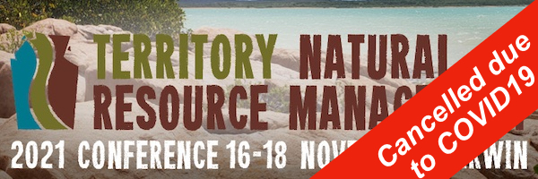 NRMjobs Notice 20008096 - 2021 Territory Natural Resource Management Conference