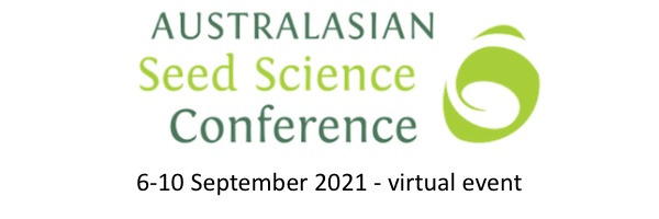 NRMjobs Notice 20008123 - Australasian Seed Science Conference 2021